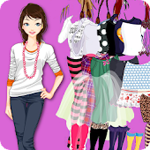 Dress Up Princess Girls Games