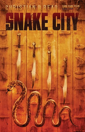 Snake City cover, by Christian Read