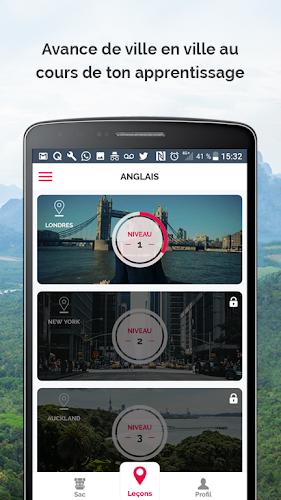 Speekoo - Apprenez une nouvelle langue Android App Screenshot