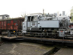 Photo: Eisenbahnmuseum Bochum