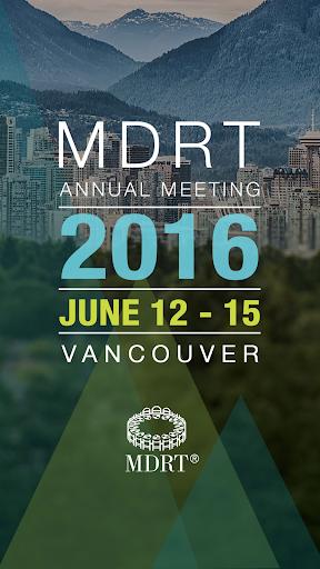 MDRT 2016