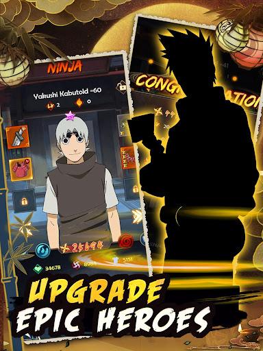 Unlimited Ninja: Idle RPG 2.0.7 screenshots 13
