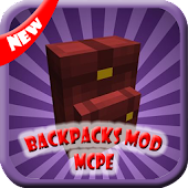 Backpacks Mod MCPE