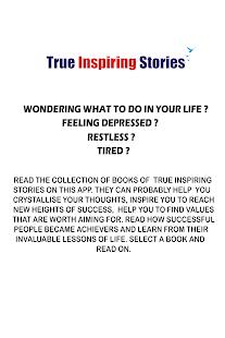 True Inspiring Stories - náhled