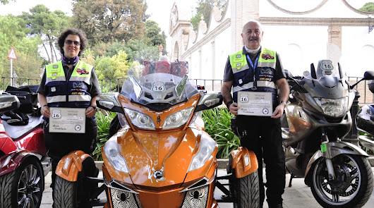 La Rider Andalucía llega a la provincia de Almería
