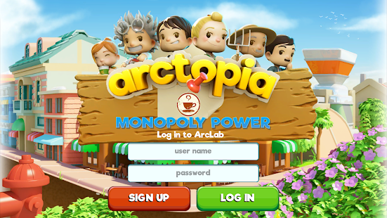 Arctopia: Monopoly Power- screenshot thumbnail