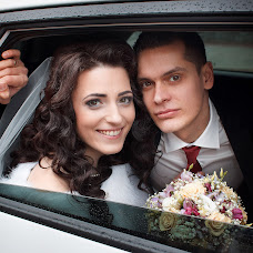 Wedding photographer Sergey Ageev (agsemy). Photo of 19.03.2016