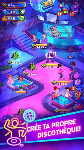 Télécharger Gratuit Party Clicker — Idle Nightclub Game mod apk screenshots 1