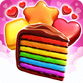 18.  Cookie Jam - Match 3 Games & Free Puzzle Game