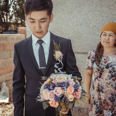 Fotógrafo de bodas Nurbek Akhunbaev (Onlineprofi). Foto del 16.01.2018