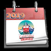 Switzerland Calendar 2019