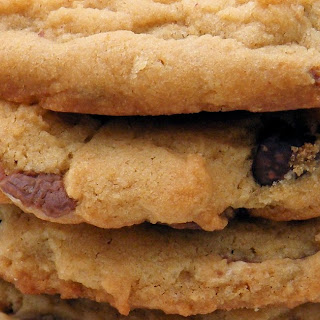 Peanut Butter Chocolate Chip Snickers Cookies