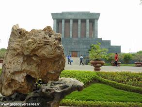 Photo: #018-Le mausolée d'Hô Chi Minh