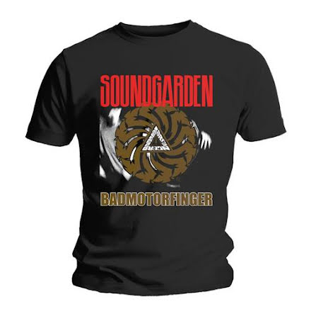 T-Shirt - Badmotor Finger