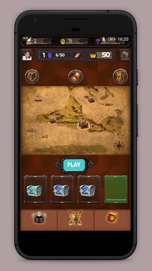 Battle Strategy™- screenshot