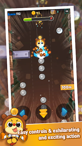 Cheetahboo Super Dash screenshot 2