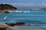Изумрудный берег Франции