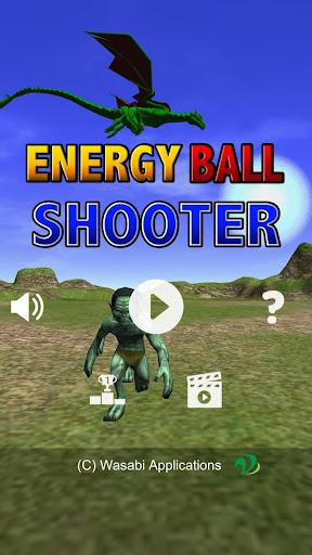 Energy Ball Shooter