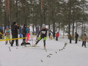 Photo: Саня Соколов финиширует