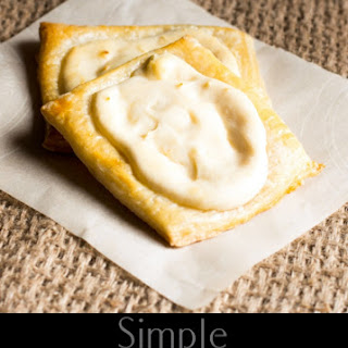 Simple Cheese Danishes