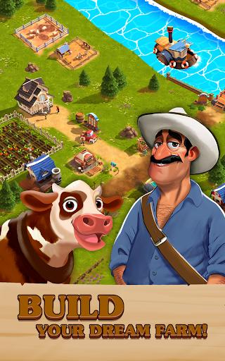 Happy Town Farm: Farming Game apkmr screenshots 15