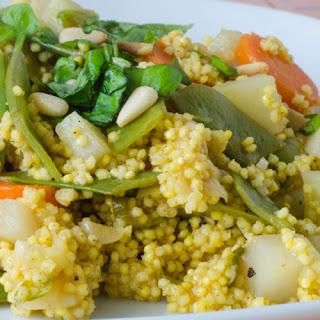 Millet & Vegetables for Easy Digestion Recipe
