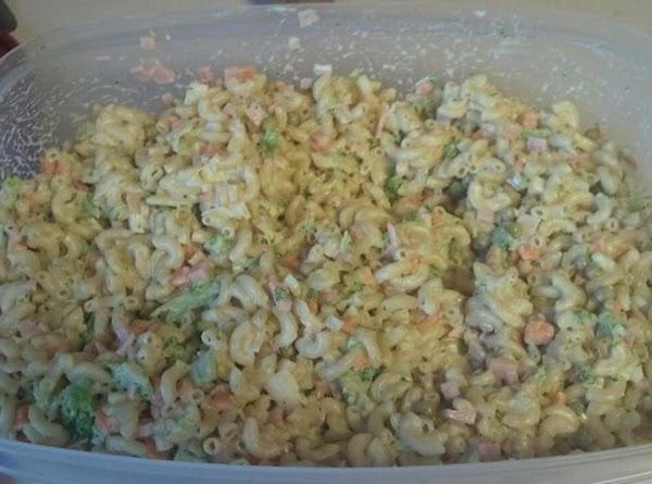 Candy's Pasta Salad Recipe