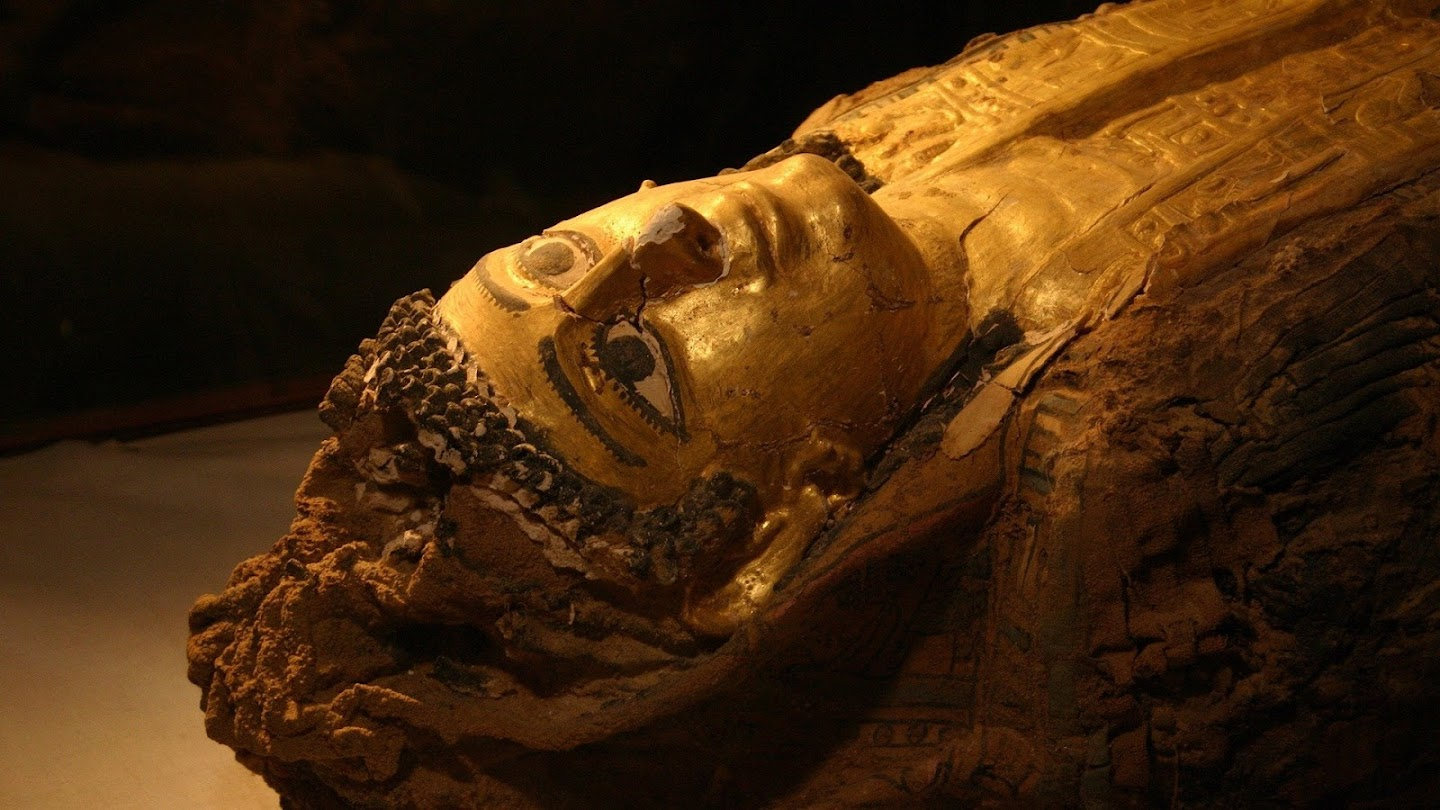 Watch Egypt's Ten Greatest Discoveries live