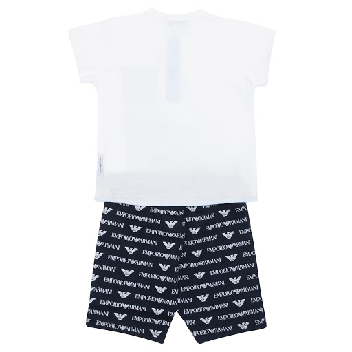 Thumbnail images of Emporio Armani 2 Piece Outfit Set