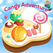 Candy Adventure Free Puzzle and Logic Game