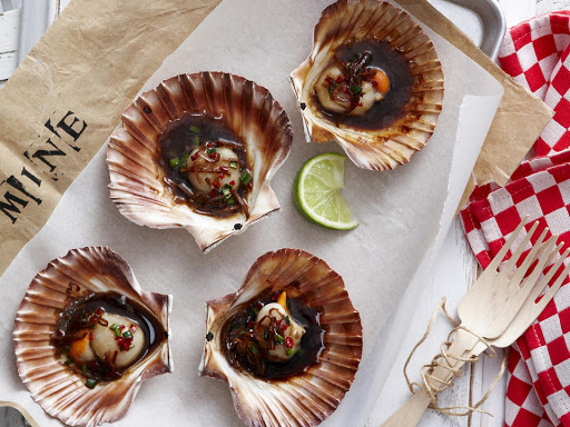 10 Best Asian Scallops Recipes