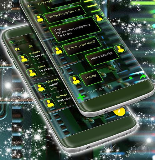 Theme for Messenger 1.277.13.14 screenshots 4