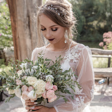 Wedding photographer Mariya Nazarenko (nazarenkomn). Photo of 27.10.2017