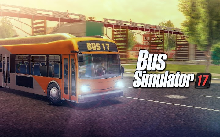 Bus Simulator 17 v1.6.0 [Mod Money/Unlocked]