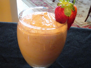 Avocado Strawberry Smoothie Recipe