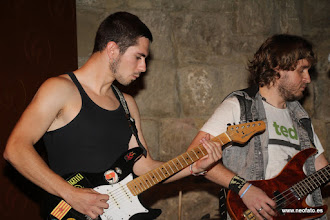 Photo: 28J Huesca. 26.06.2015 GRUNGEVANA en concierto