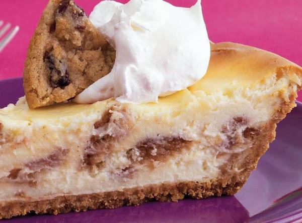 Oatmeal Raisin Cookie Cheesecake Recipe