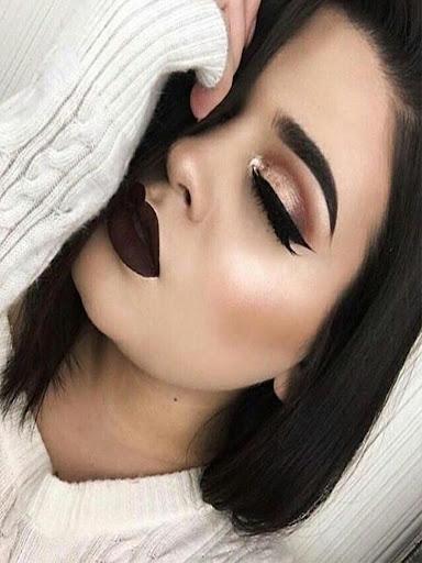 Makeup Pictures (face, eye, lip)  screenshots 1