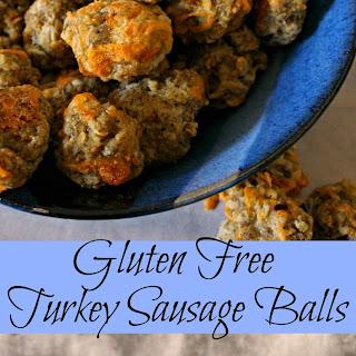 Gluten Free Turkey Sausage Balls
