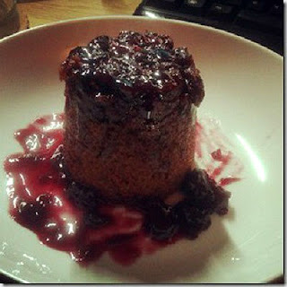 Sour Cherry Pudding Recipes