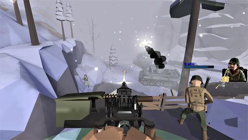 World War Polygon: WW2 shooter apktram screenshots 10