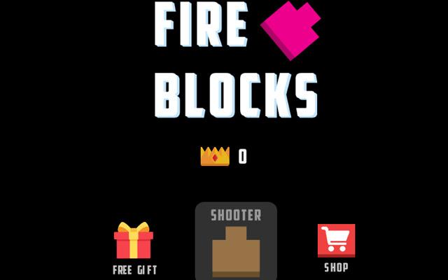 Fire Blocks Game