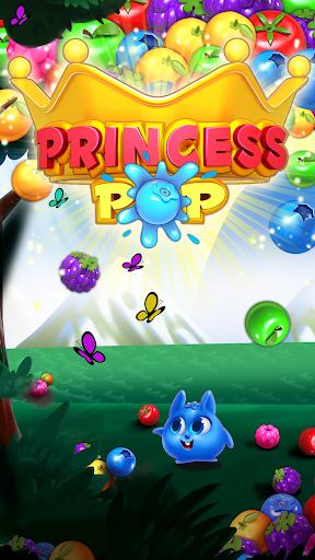 Princess Pop - Bubble Shooter 2.2.6 screenshots 2