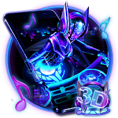 Tải Game 3D Neon Hologram DJ Music Theme