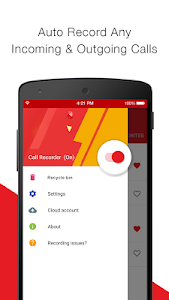 Automatic Call Recorder - ACR screenshot 1