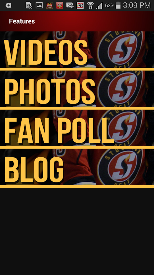 Stockton Heat- screenshot