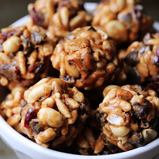 Trail Mix Energy Bites