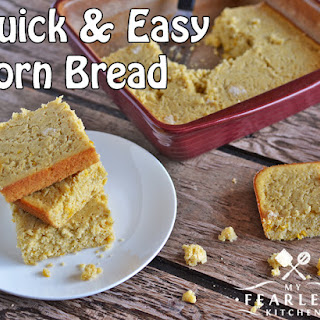 Microwave Sweet Corn Bread Recipes