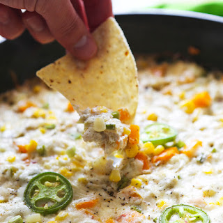 Hot Corn and Crab Dip