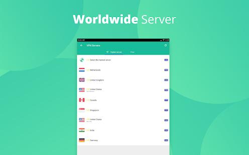 App Free VPN & security unblock Proxy -Snap Master VPN APK for Windows Phone